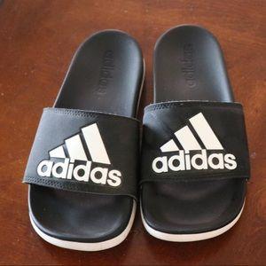 Adidas Logo sandles